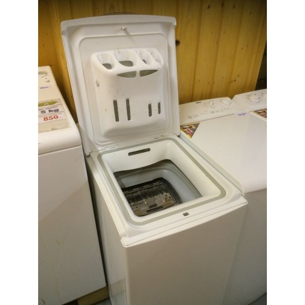 Whirlpool AWT2061 felültöltős akciós mosógép használt 1 év garanciával