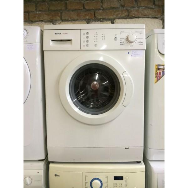 Bosch MAXX6 használt elöltöltős akciós mosógép 1 év garancia