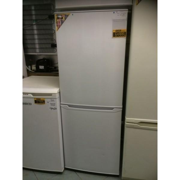 Hanseatic BCD-180NW szépséghibás A+ kombinált hűtőszekrény