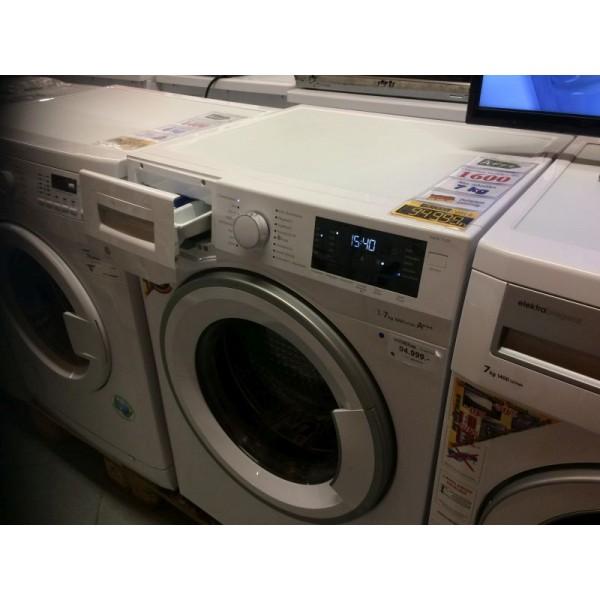 Elektrabregenz WAFN 71620 szépséghibás elöltöltős akciós mosógép