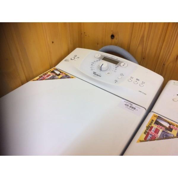Whirlpool AWT9120 használt 1200ford 5kg felültöltős akciós mosógép