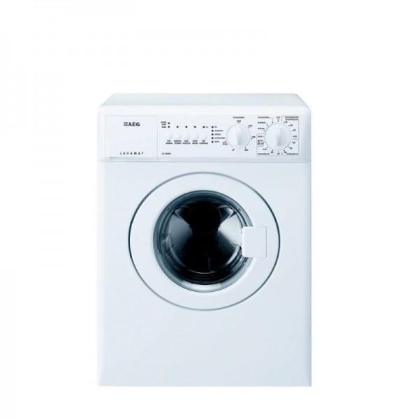 AEG LC53500 szépséghibás 1300ford 3kg mini elöltöltős akciós mosógép