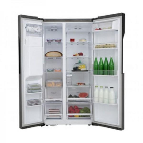 LG GSL361 ICEZ szépséghibás A++ no frost jégadagolós SBS hűtő