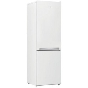 Beko RCSA270K20W gyári csomagolt A+ kombinált hűtőszekrény
