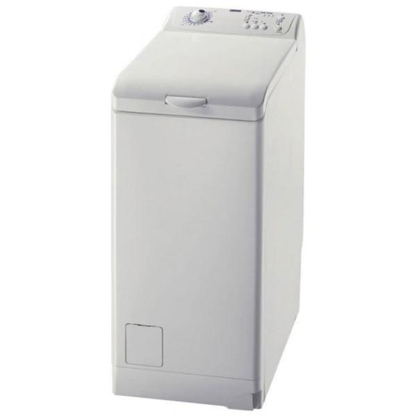 Zanussi ZWQ 5100 használt 5,5kg, 1000 ford. felültöltős mosógép akció