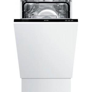 Gorenje GV 51010 beépíthető A++ 9 terítékes mosogatógép 1 év garanciával