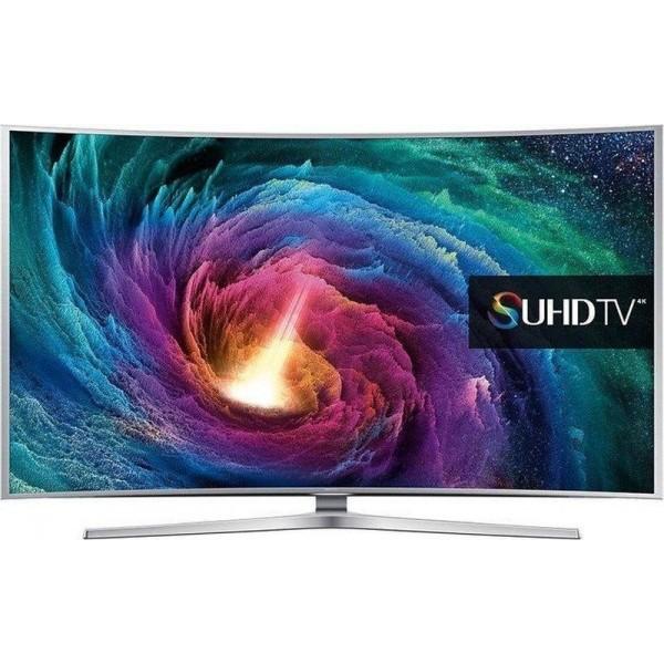 Samsung UE55JS9000 szépséghibás ívelt 140cm Smart televízió