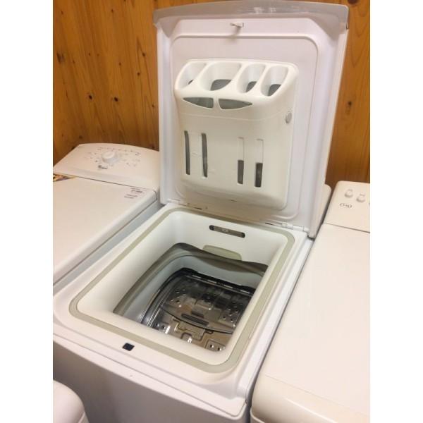 Whirlpool AWE 2316 használt A+ 800 ford. felültöltős mosógép
