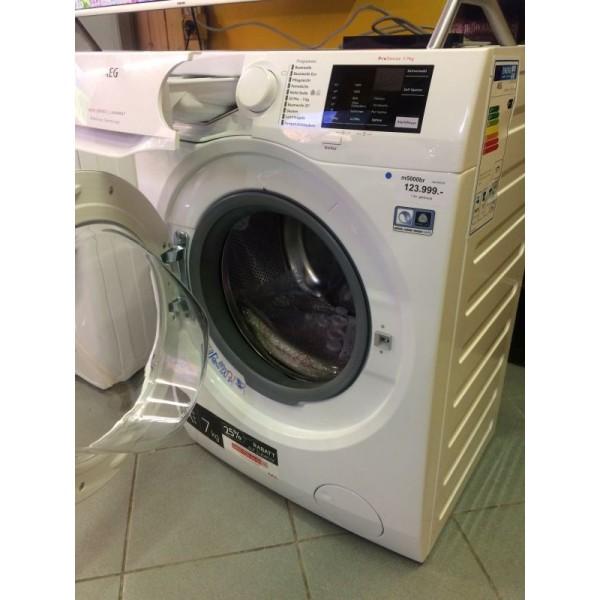 AEG L6FB50479 szépséghibás A+++ 7kg 1400 ford. elöltöltős mosógép