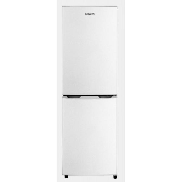 Goddess RCD0150GW8A gyári csomagolt A+ Kombinált hűtőszekrény