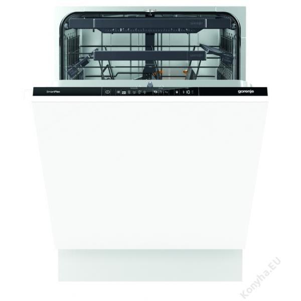 Gorenje GV66160 szépséghibás beépíthető mosogatógép
