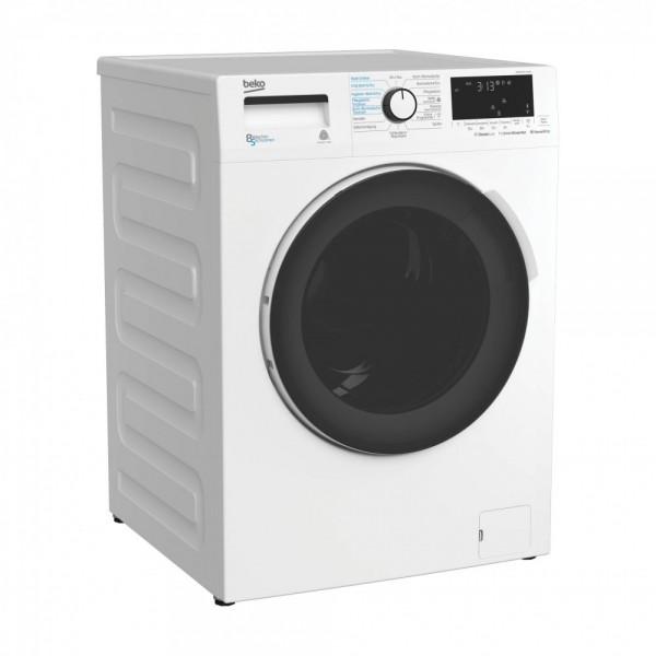 Beko WDW 85141 szépséghibás 8/5kg 1400 ford. mosó-szárítógép