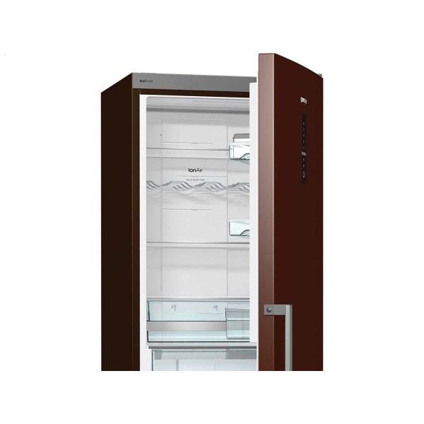 Gorenje NRK6192MCH A++ gyári csomagolt kombinált hűtő
