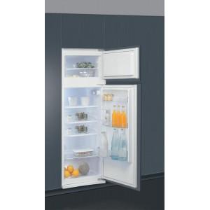 Ignis ARL782/A+ Új Szépséghibás A+, Beépíthető Felülfagyasztós Hűtőszekrény