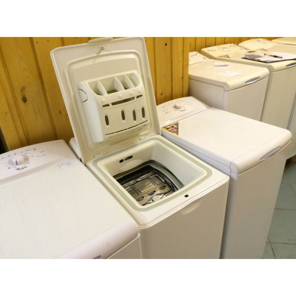 Fagor 1100ford 5kg felültöltős akciós mosógép használt