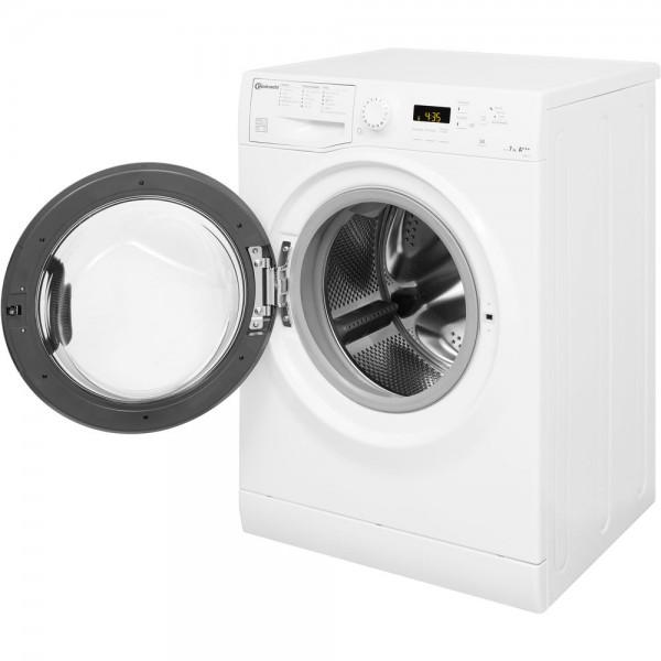 Bauknecht EW8F4 szépséghibás elöltöltős mosógép akció
