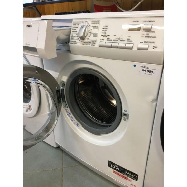 AEG L6479AFL szépséghibás A+++ 7 kg 1400 ford. elöltöltős mosógép
