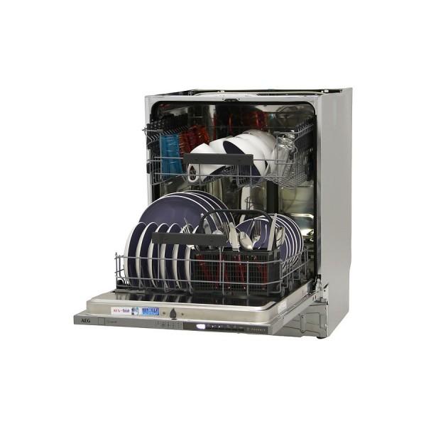 AEG FSB52600Z szépséghibás A++ 13 terítékes beépíthető mosogatógép