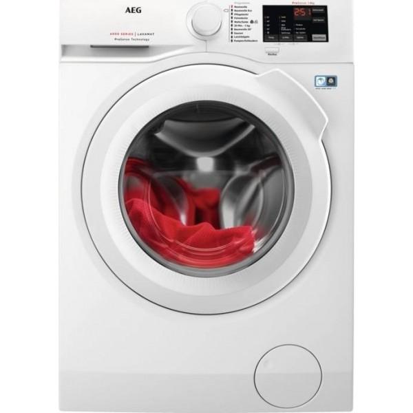 AEG L6FB54470 szépséghibás A+++ 8kg elöltöltős mosógép akció