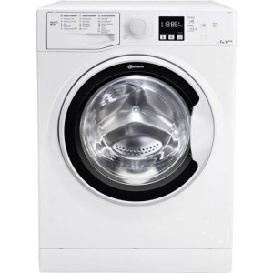 Bauknecht WASOFT7F4 szépséghibás A+++ 1400 ford. 7kg elöltöltős mosógép