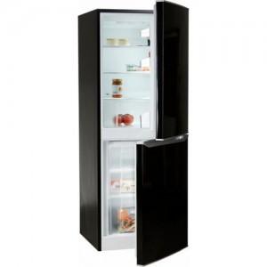 Hanseatic HKGK14349FB szépséghibás A+ fekete kombinált hűtő