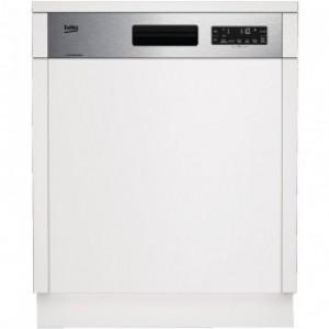 Beko DSN-6634FXM szépséghibás A++ 14 terítékes beépíthető mosogatógép