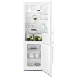 Electrolux EN3853MOW szépséghibás A++ kombinált hűtőgép