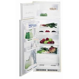 Ariston BD 2422/HA csomagolássérült beépíthető kombinált hűtőgép