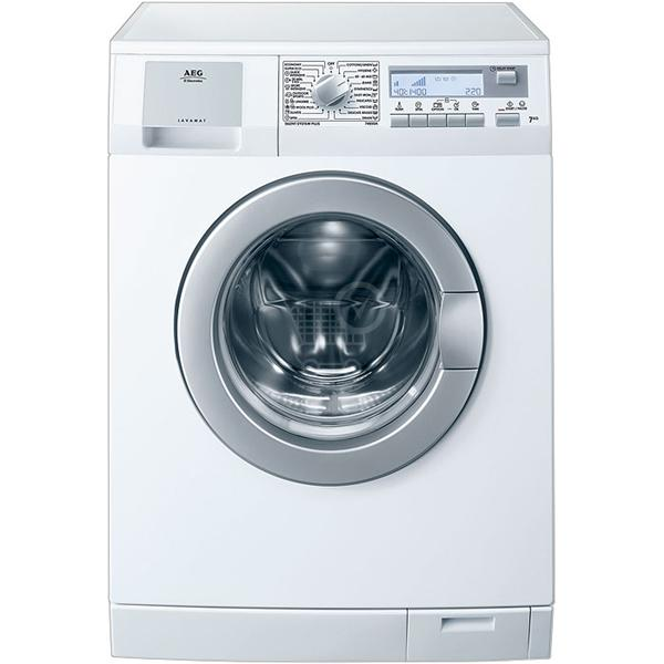 AEG 74850A használt 7kg A++ 1400 ford. elöltöltős mosógép
