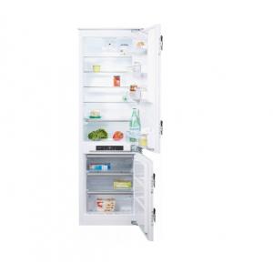 Bauknecht KGIN 3183 A++ , NoFrost Beépíthető Alulfagyasztós Hűtőszekrény