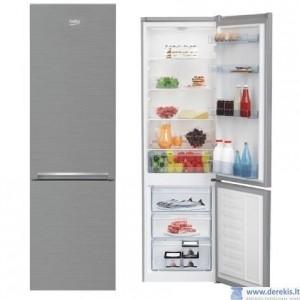Beko RCSA300K30XP szépséghibás A++ kombinált hűtő akció