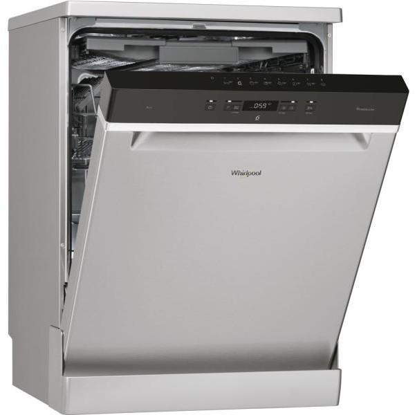 Whirlpool WFC3C23 PFX szépséghibás A++ 14 terítékes mosogatógép akció 14 napos csere